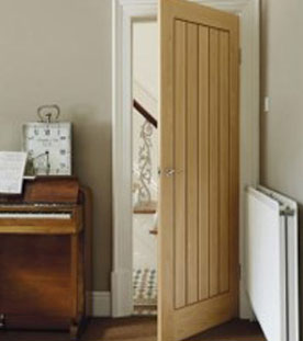 Green River Doors, Bedroom